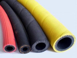 photo of paracril Nitrile Rubber NBR for rubber hoses
